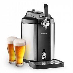 Klarstein Skal, výčepní zařízení, chlazení piva, 5l soudek, CO2, ušlechtilá ocel