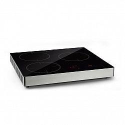 Klarstein TrinityCook, indukční varná deska, 3400 W, dotykové ovládání, sklo