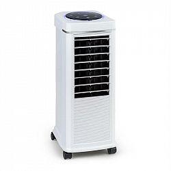 Klarstein Windspiel, ochlazovač vzduchu, 100 W, 12 hod. časovač, dálkový ovladač, bílý