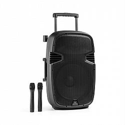 Malone Buschfunk 45, aktivní PA reproduktor, 900W, bluetooth, akumulátor, USB, SD, MP3 VHF