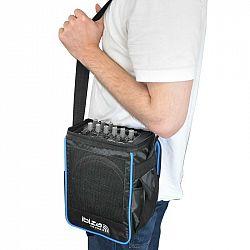 Mobilní PA zařízení Ibiza Port-6, s akumulátorem a taškou