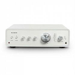 Numan Drive Digital, stereo zesilovač, 2x 170 W / 4x 85 W RMS, AUX / Phono / koaxial, bílý