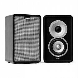 Numan Retrospective 1979 S, dva 2cestné reproduktory, černý, šedý potah