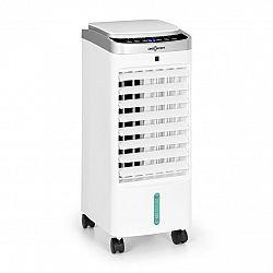 OneConcept Freshboxx Pro, ochlazovač vzduchu, 3 v 1, 65 W, 966 m³/h, 3 sily proudení vzduchu, bílý