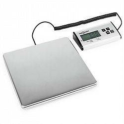 OneConcept Marketeer, digitální váha na balíky, 150 kg / 50 g, 27 x 27 cm