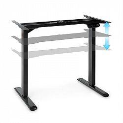 OneConcept Multidesk Comfort, výškově nastavitelný psací stůl, elektrický, černý
