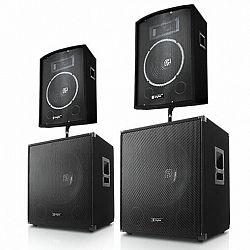 Skytec Profesionální DJ system
