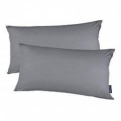 Sleepwise  Soft Wonder-Edition, povlaky na polštáře, sada 2 kusů, 40x80 cm, mikrovlákno