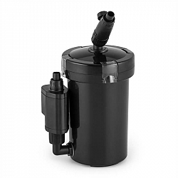 Waldbeck Clearflow 6UV, vnější filtr do akvária, 6 W, 4-itý filtr, 400 l/h