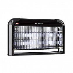 Waldbeck Mosquito Ex 5000, lapač hmyzu, 38W, UV světlo, 150m², černá